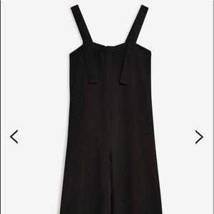TopShop Black slouch jumper